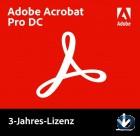 Adobe Acrobat Pro DC 2018 | Laufzeit 3 Jahre