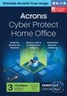 Acronis Cyber Protect Home Office Essentials | 3 PCs/MACs | 1 Jahr Abonnement
