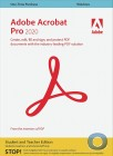 Adobe Acrobat Pro 2020 | Windows | Download | Mehrsprachig | Student & Teacher