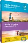 Adobe PHSP & PREM Elements 2021 Student/Teacher | DVD | Deutsch | Windows | MAC OS