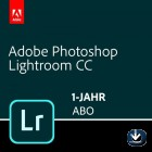 Adobe Photoshop Lightroom CC-Abo 1TB | Laufzeit 1 Jahr