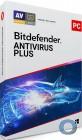 Bitdefender Antivirus Plus 2021 | 3 Geräte | 3 Jahre | Download