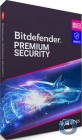 Bitdefender Total Security + VPN Multi-Device 2021 | 10 Geräte | 1 Jahr