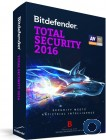 Bitdefender Total Security 2016 5 PCs / 1 Jahr / Windows / Abverkauf