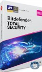 Bitdefender Total Security Multi-Device 2019 | 1 Gerät | 18 Monate