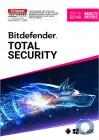 Bitdefender Total Security Multi-Device 2019 | 3 Geräte | 18 Monate