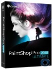 Corel PaintShop Pro 2018 Ultimate | DVD Vollversion | Deutsch