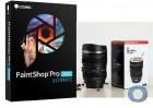 Corel PaintShop Pro 2020 Ultimate + Objectiv Tasse | DVD Version | Deutsch