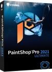 Corel PaintShop Pro 2021 Ultimate | Deutsch | DVD Box