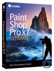 Corel PaintShop Pro X7 Ultimate / Download Version / Multilanguage