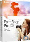 Corel PaintShop Pro X8 / Download Vollversion / Multilanguage