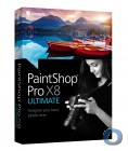 Corel PaintShop Pro X8 Ultimate / Download Vollversion / Multilanguage