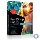 Corel PaintShop Pro X9 Ultimate Spezial Edition | DVD Vollversion | Deutsch