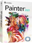 Corel Painter 2021 | Mehrsprachig | Vollversion | DVD Box