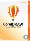 CorelDRAW Essentials 2021 | Mehrsprachig | DVD