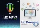 CorelDRAW Graphics Suite 2020 + MindManager 11 | Download | Schüler/Studenten/Lehrer | MAC