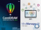CorelDRAW Graphics Suite 2021 + MindManager 11 | Download | Schüler/Studenten/Lehrer | MAC