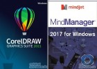 CorelDRAW Graphics Suite 2021 + MindManager 2017 | Download | Schüler/Studenten/Lehrer | Windows