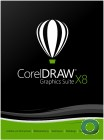 CorelDRAW Graphics Suite X8 / Deutsch / Download / Vollversion
