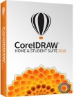 CorelDRAW Home & Student Suite 2018 | DVD | Deutsch | Abverkauf