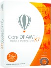 CorelDRAW Home & Student Suite X7 / 3 PCs / Download