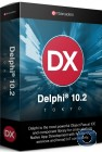 Delphi 10.2 Tokyo Professional / New User / inkl. 1 Jahr Update Subscription