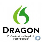 Dragon Pro/Legal 15 Fachvokabular