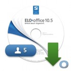 ELOoffice 10.5 f�r 5 Benutzer Upgrade Download