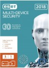 ESET Multi Device Security 2017 / 5 Geräte / 1 Jahr / Download