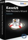 EaseUS Data Recovery Wizard Technican 13.5 | Windows | 1 Jahres Lizenz