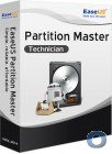 EaseUS Partition Master Technician Edition 13.0 | CD Version