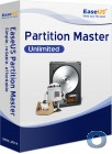 EaseUS Partition Master Unlimited 13.5 | DVD Version