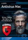 G DATA Antivirus für Mac OS X | 3 MAC's | 3 Jahre | Verlängerung