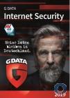 G DATA INTERNET SECURITY 2019 | 5 PCs | 1 Jahr Schutz | Download