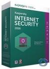 Kaspersky Internet Security 2016 / 5 PCs / 1 Jahr / Download