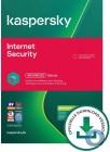Kaspersky Internet Security 2021 | 3 Geräte | 2 Jahre
