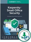 Kaspersky Small Office Security | 1 Server + 10 PC + 10 Mobile Devices | 1 Jahr