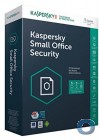 Kaspersky Small Office Security / 5 PC + 5 Mobile + 1 Server / 1 Jahr / DVD