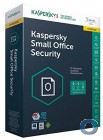 Kaspersky Small Office Security / 5 PC + 5 Mobile + 1 Server / 1 Jahr Update / DVD