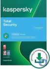 Kaspersky Total Security 2021 | 1 Gerät | 1 Jahr