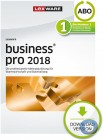 Lexware Business Pro 2018 | Abo-Vertrag | Download