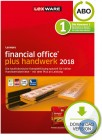 Lexware Financial Office Plus Handwerk 2018| Abo-Vertrag | Download