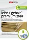 Lexware Lohn + Gehalt Premium 2018 | 365 Tage Laufzeit | Download
