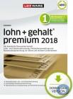 Lexware Lohn + Gehalt Premium 2018 | Abo-Vertrag | Download