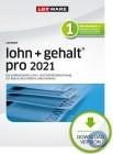 Lexware Lohn + Gehalt Pro 2021 | 365 Tage Laufzeit | Download
