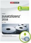 Lexware Pro|Premium 1 Nutzer Zusatzlizenz 2018 | 365 Tage Laufzeit