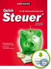Lexware QuickSteuer 2020 | für die Steuererklärung 2019 | Download