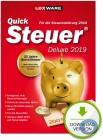 Lexware QuickSteuer Deluxe 2019 | für die Steuererklärung 2018 | Download