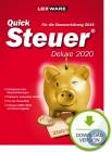 Lexware QuickSteuer Deluxe 2020 | für die Steuererklärung 2019 | Download