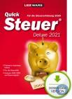 Lexware QuickSteuer Deluxe 2021 | für die Steuererklärung 2020 | Download